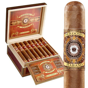 Perdomo Habano Bourbon Barrel-Aged Sun Grown