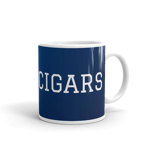 #TEAMCIGARS Coffee Mug