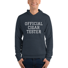 Load image into Gallery viewer, Official Cigar Tester Fleece Hoodie