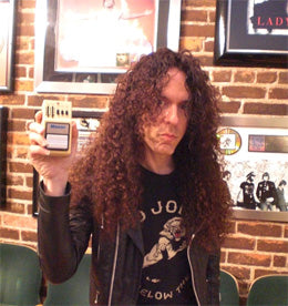 Marty Friedman and the Maxon AF-9 Auto Filter