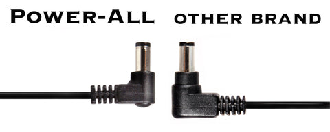power-all low profile plug comparison