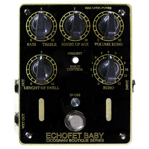 ECHOFET BABY (modulated delay)