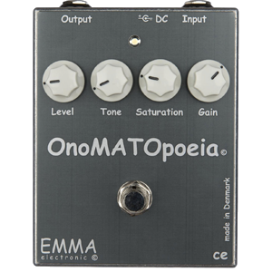 ONOMOTOPEA Booster/Overdrive