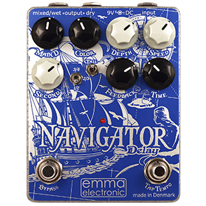 NAVIGATOR Analog/Digital Delay