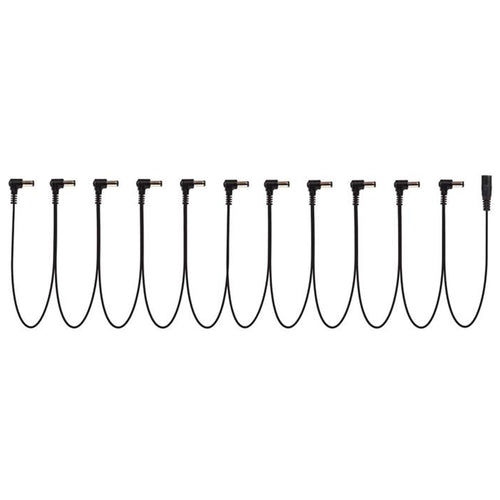 CABLE - 11-LEAD RIGHT-ANGLE DAISY CHAIN