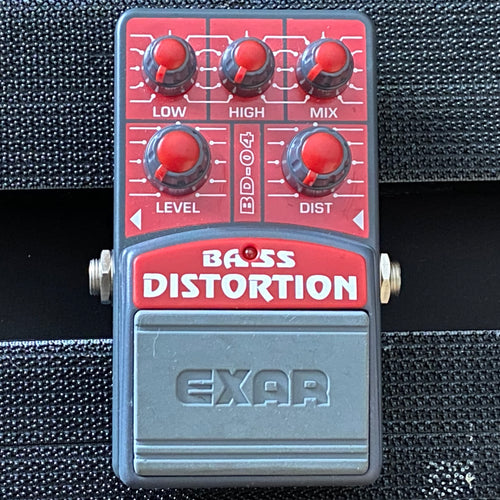 Bass Distortion (B-STOCK)