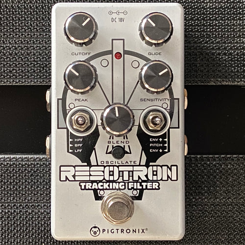 Resotron - Tracking Filter (B-STOCK)
