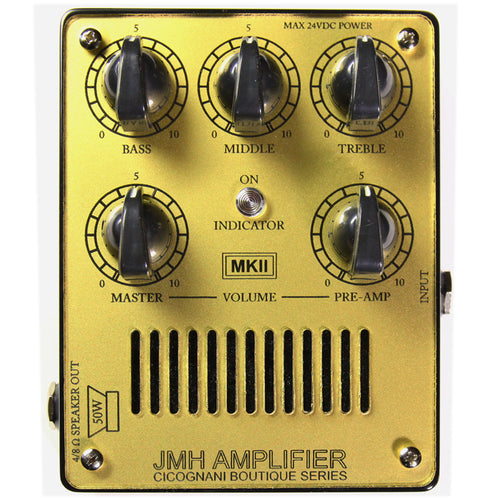 JMH AMPLIFIER