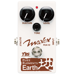 EARTH (FEA10) - 70s ram's head fuzz replica