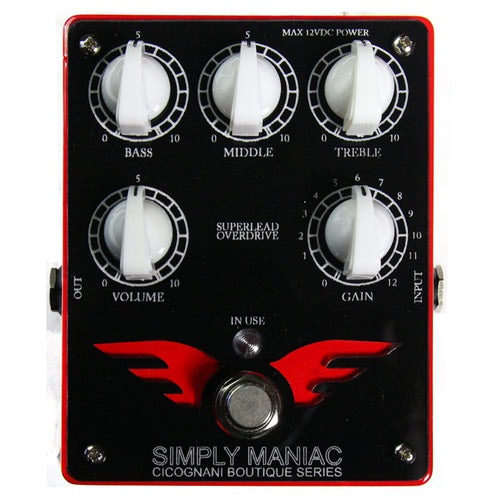 SIMPLY MANIAC (super drive overdrive)