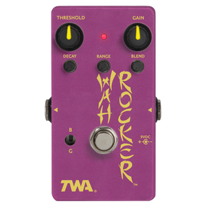 WR-3™ WAH ROCKER® - envelope filter
