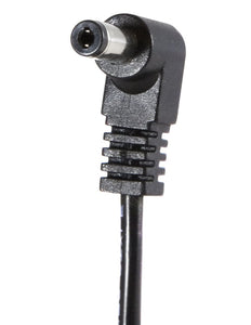 CABLE - MALE-1.7MM RIGHT-ANGLE BARREL ADAPTOR