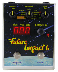 FUTURE IMPACT BASS SYNTHESIZER