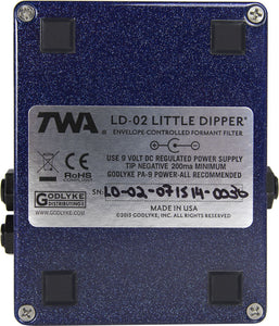 LITTLE DIPPER® 2.0 - envelope controlled vocal formant filter