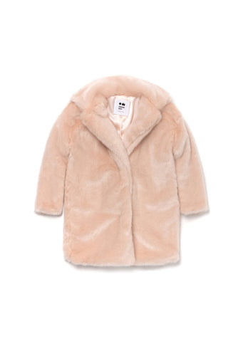 Omamimini Faux Fur Coat
