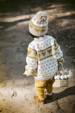 Load image into Gallery viewer, Wild Wawa Love Sweater Mustard