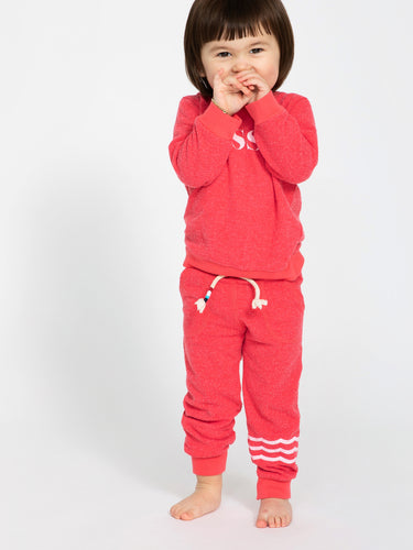 Sol Angeles baby waves hacci jogger