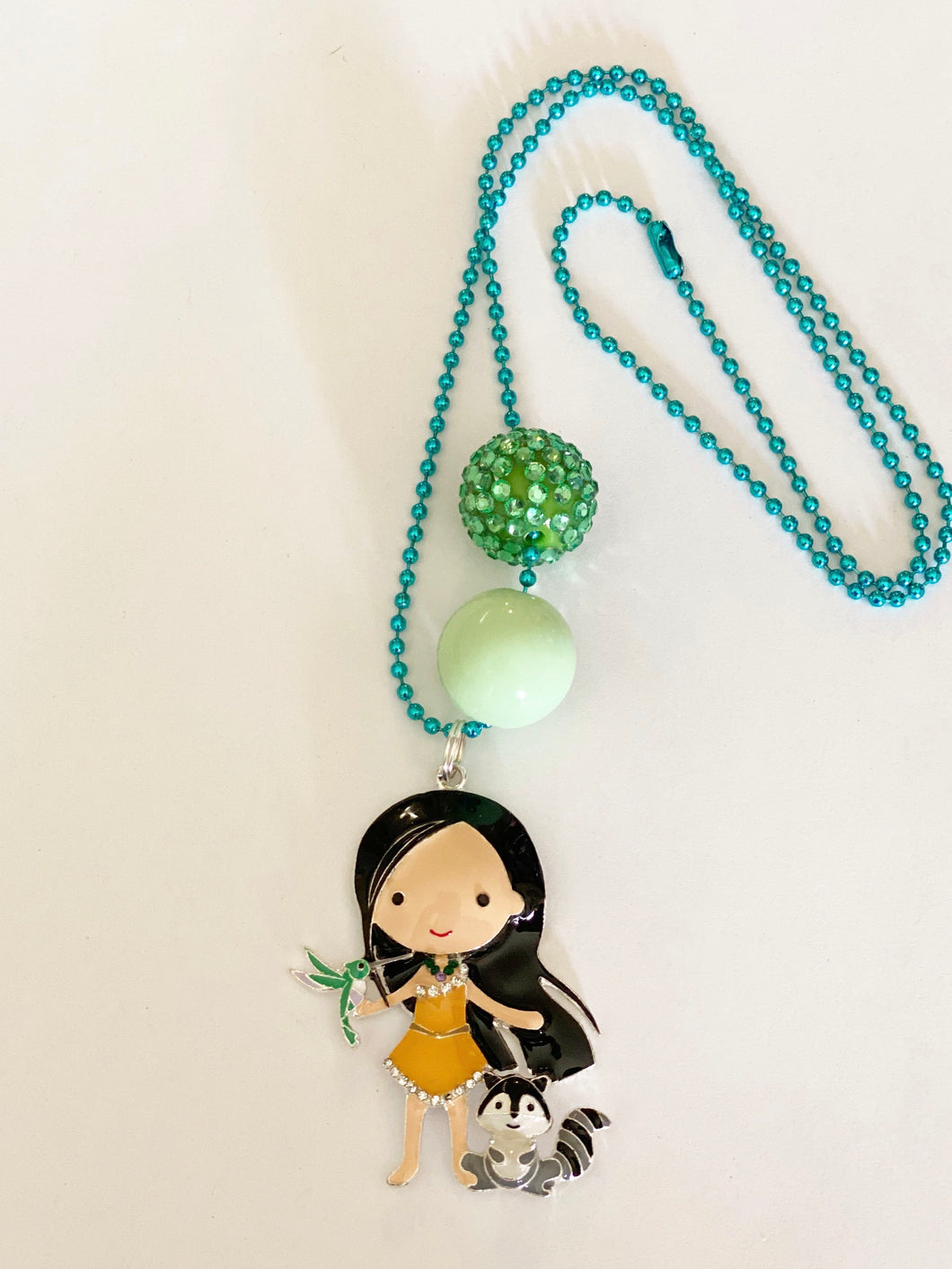 Tula & Aspen Pocahontas necklace