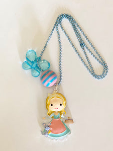 Tula & Aspen Cinderella Necklace