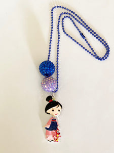 Tula & Aspen Mulan Necklace