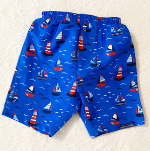 Jojomaman Sailboat Swim Short 0-3m