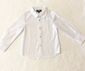 Bardot Junior Basic Suit Shirt 2T