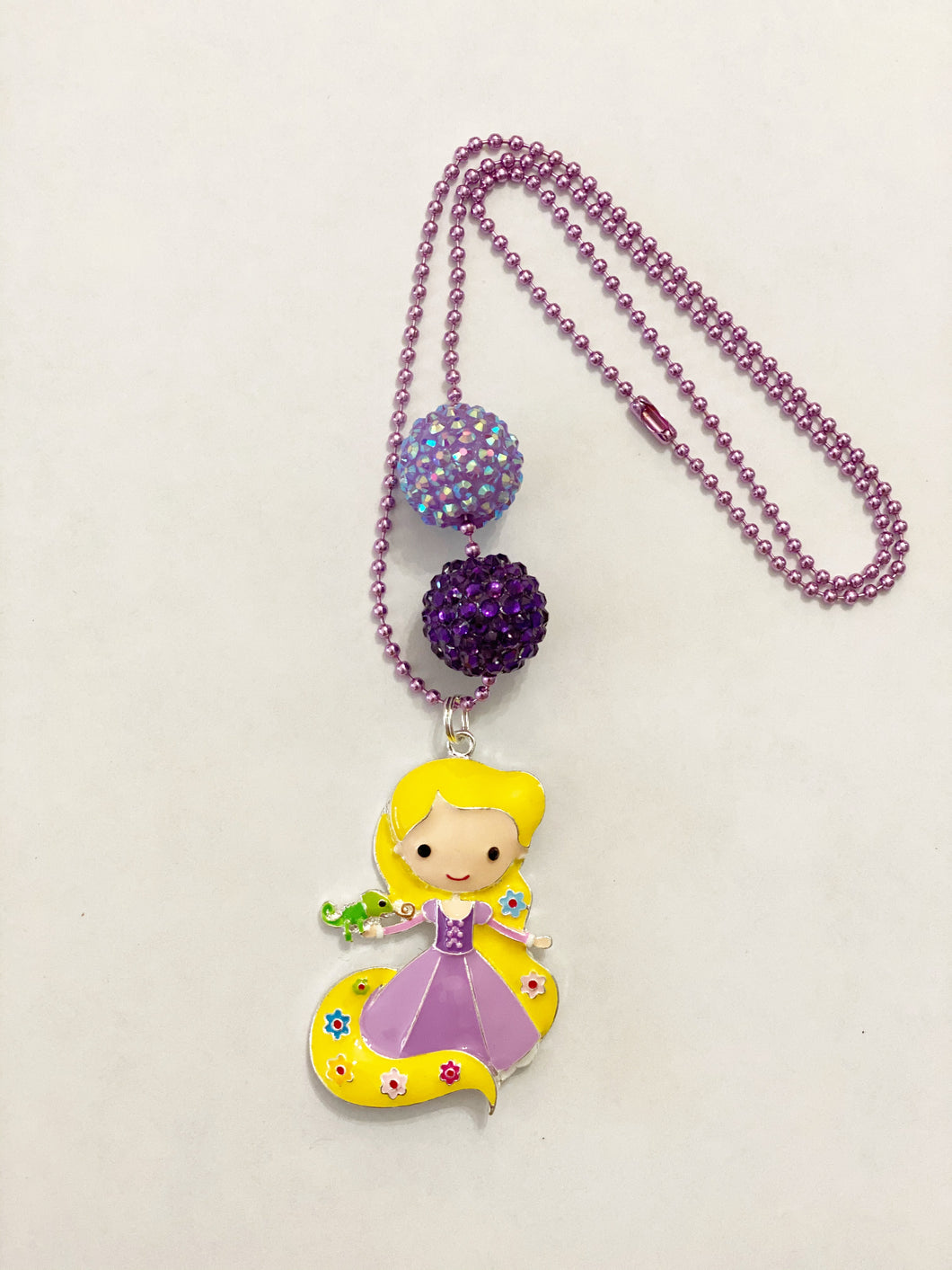 Tula & Aspen Rapunzel Necklace