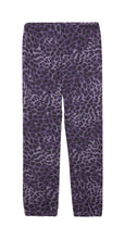 Load image into Gallery viewer, Spiritual Gangster Girls Perfect Sweatpants Lavender Cheetah