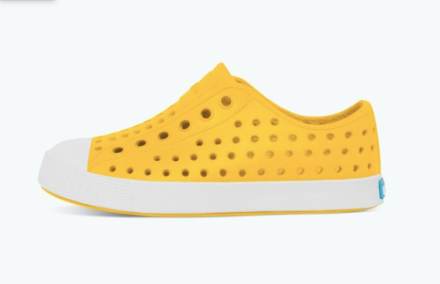 Native Jefferson Crayon Yellow