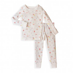 Skylar Luna Unicorn long sleeve pajamas