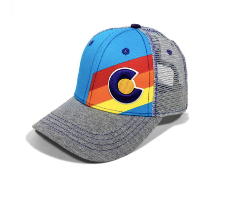 Yo Colorado Kids Summer Fest hat