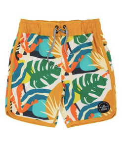 Feather 4 Arrow Tropics Board Short