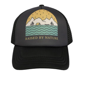 Raised by Nature Trucker Hat
