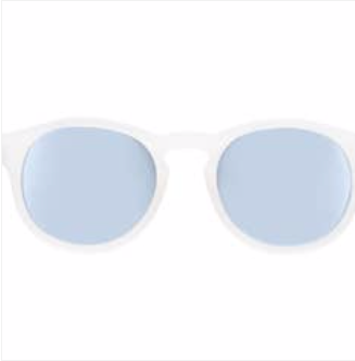 Babiator Sunglasses- The Jet Setter Keyhole with polarized mirror lens