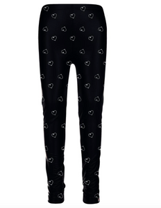 Appaman Silver Hearts Legging