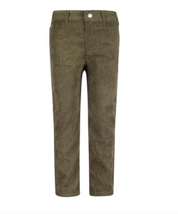 Appaman Skinny Cord olive size 8y and 10y