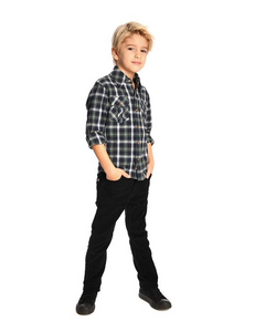 Appaman Flannel Shirt 2T and 8Y