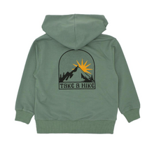Load image into Gallery viewer, Feather 4 Arrow Take a Hike Hoodie