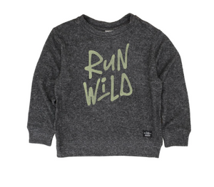 Feather 4 Arrow Run Wild Hacci Pullover