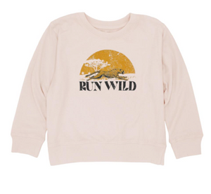 Feather 4 Arrow Run Wild Long Sleeve Tee