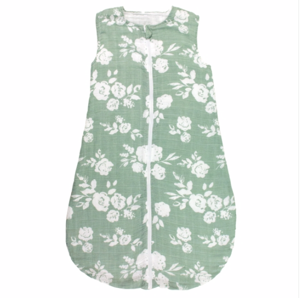 Leaves Classic Muslin Bedtime Sleeper 6-12 months