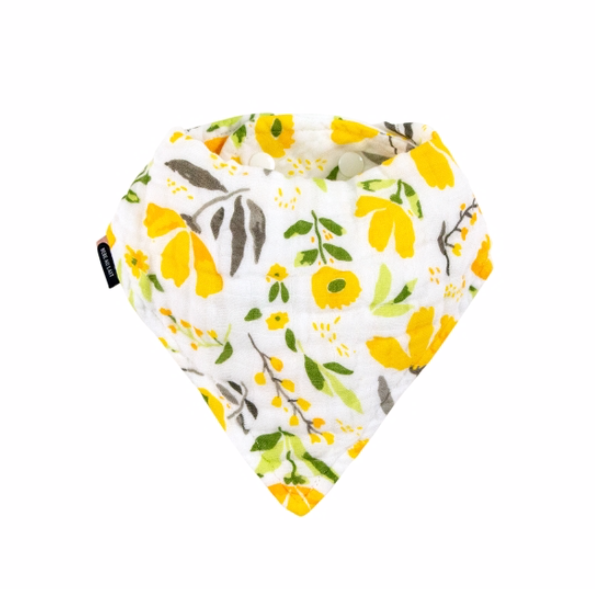 Royal Garden Oh-So-Soft Muslin Bandana Bib