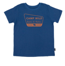 Load image into Gallery viewer, Camp Wild Vintage Tee