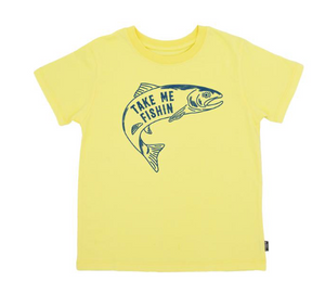 Take Me Fishin' Vintage Tee