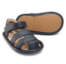 Load image into Gallery viewer, Old Soles Sandy Sandal Navy