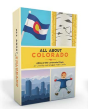 All About Colorado  Chunky Flash Cards