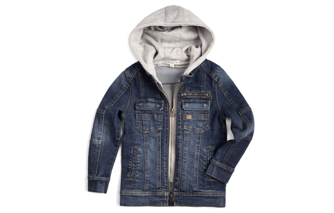 Dilinger Denim Jacket