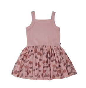 Huxbaby Cherry Ballet Dress Size 2