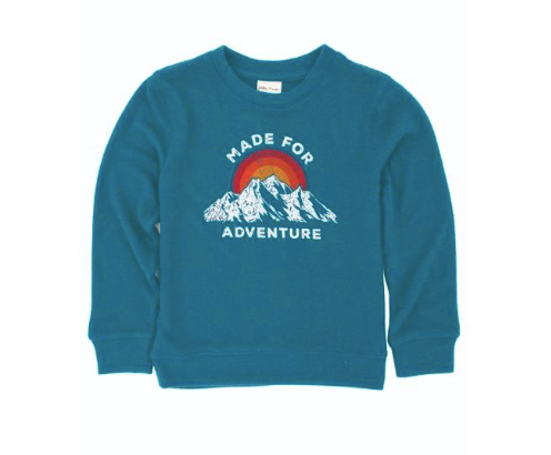 Made for Adventure Hacci Pull Over