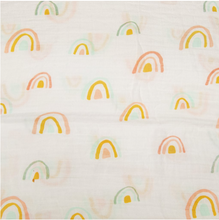 Load image into Gallery viewer, Loulou Lollipop Muslin Swaddle